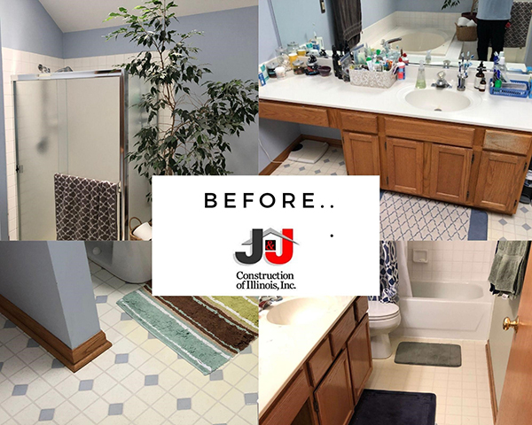 Twice the Impact in this Two Bathroom Renovation Project